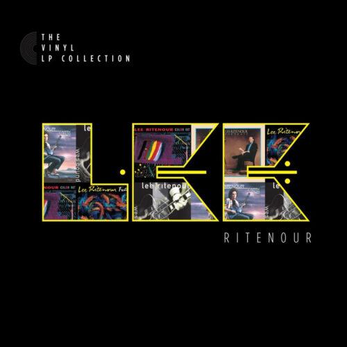 Lee Ritenour Vinyl LP Collection